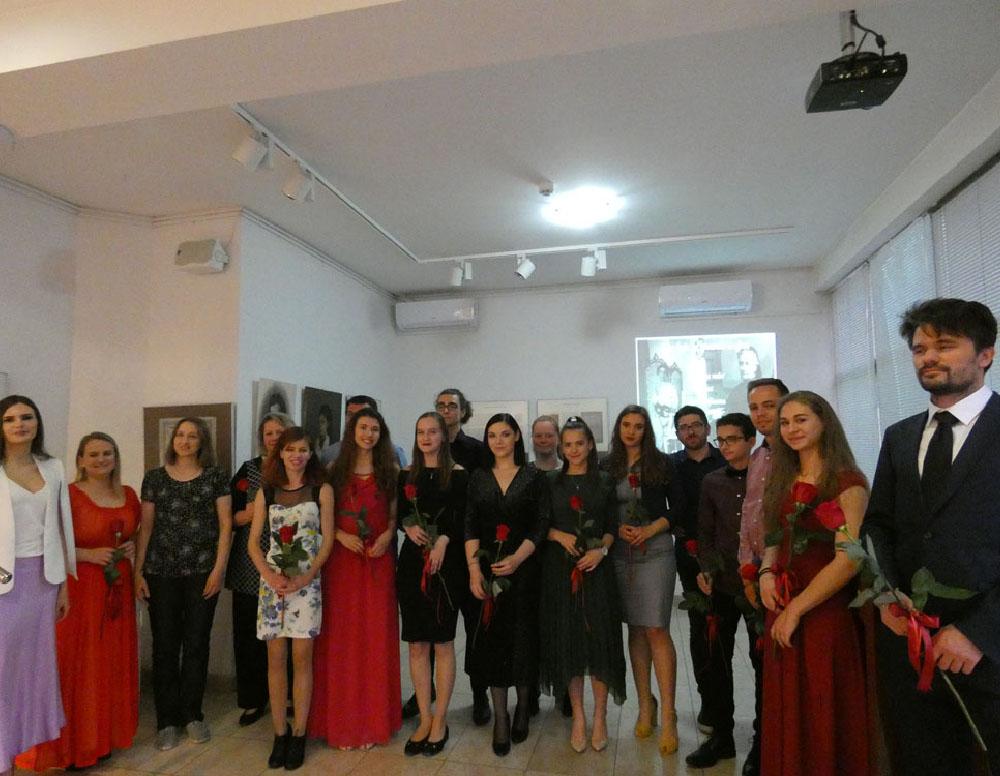 Koncert u Muzeju – Obrada završnog rada Ivane Stjepanović