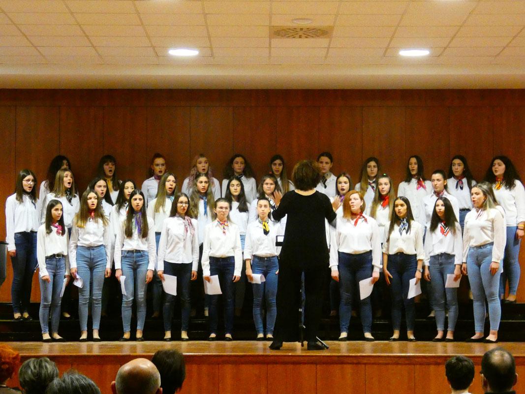 Seminar i koncert zborova GU Elly Bašić iz Zagreba i GŠ Slavonski Brod