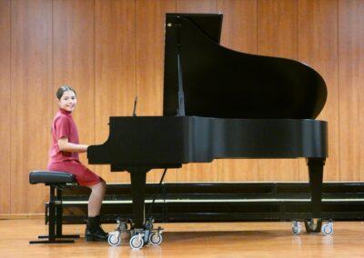 Ena Jurić, klavir, 1. o. (nastavnica Valentina Iveljić)