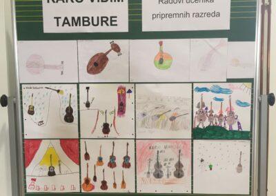 Mala izložba učenika pripremnih razreda 3