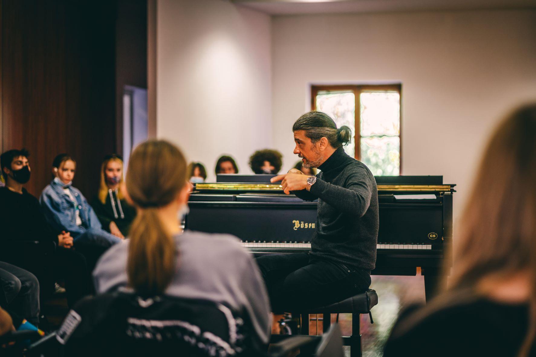 Seminar/radionica klavijaturista Jurice Leikauffa